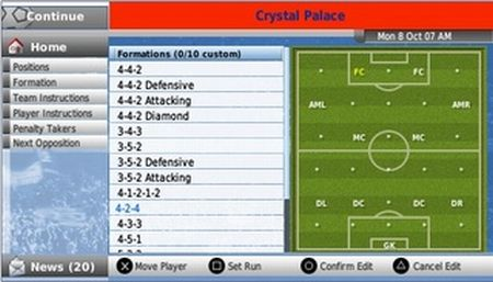Football Manager Handheld 2008 - 10269