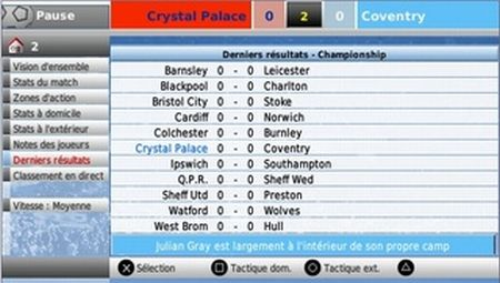 Football Manager Handheld 2008 - 10272