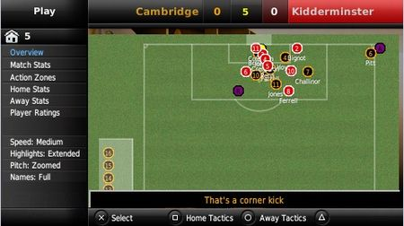 Football Manager Handheld 2009 - 10810