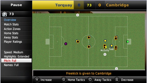 Football Manager Handheld 2009 - 10811