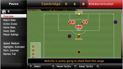 Football Manager Handheld 2009 - 10812