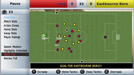 Football Manager Handheld 2009 - 10813