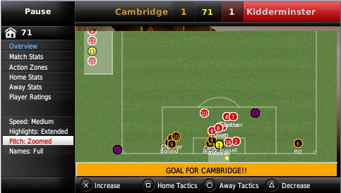 Football Manager Handheld 2009 - 10816