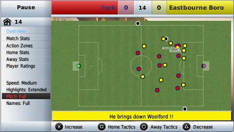 Football Manager Handheld 2009 - 10817