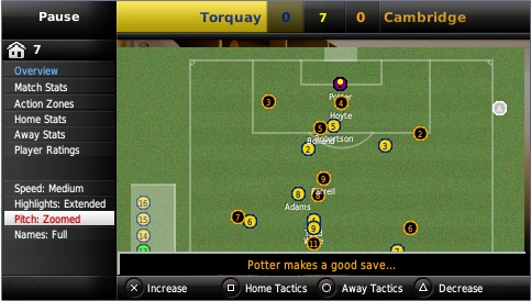 Football Manager Handheld 2009 - 10820