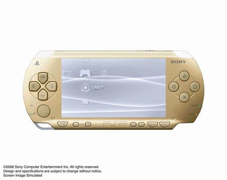 Photos: Champagne Gold PSP - 05800