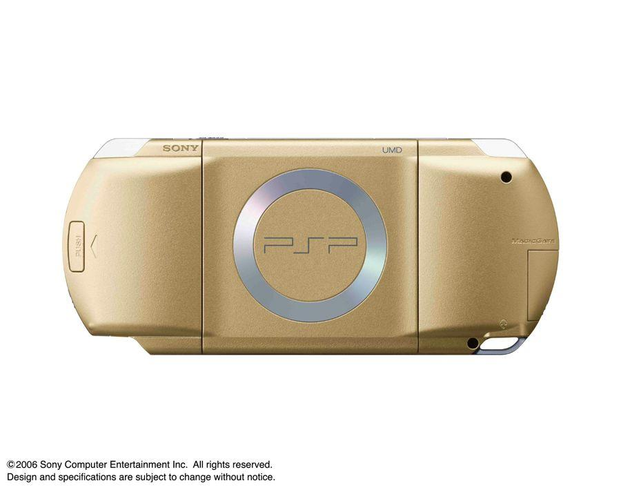 Photos: Champagne Gold PSP - 05801