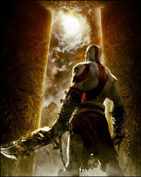 God of War: Chains of Olympus - 10181