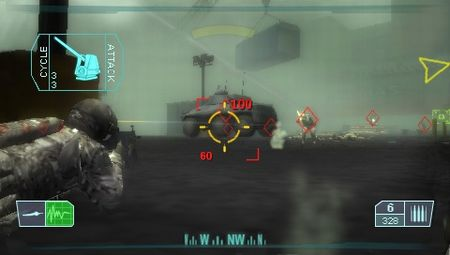 Ghost Recon Advanced Warfighter 2 - 08601