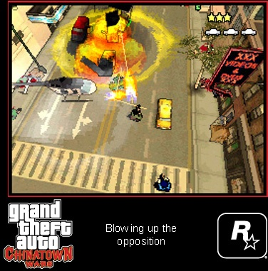 Grand Theft Auto: Chinatown Wars - 11340
