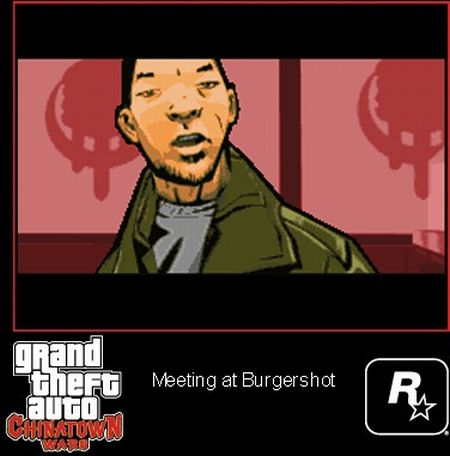 Grand Theft Auto: Chinatown Wars - 11343