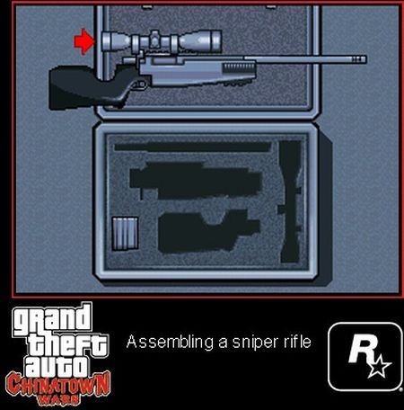 Grand Theft Auto: Chinatown Wars - 11349