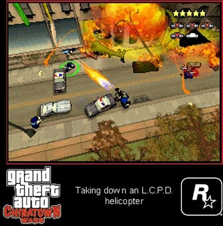 Grand Theft Auto: Chinatown Wars - 11344