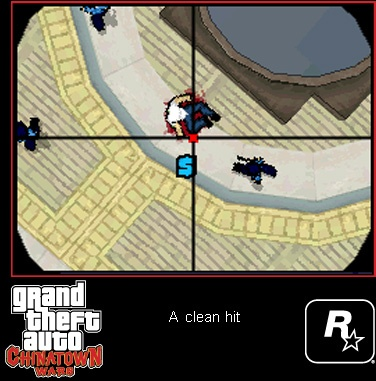 Grand Theft Auto: Chinatown Wars - 11345
