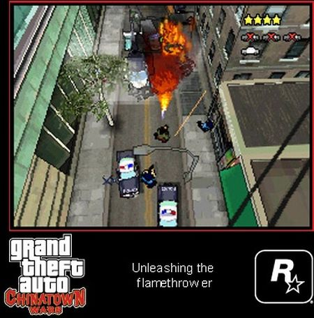 Grand Theft Auto: Chinatown Wars - 11346