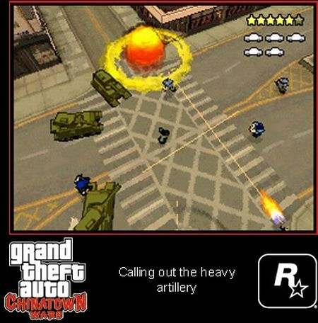 Grand Theft Auto: Chinatown Wars - 11347