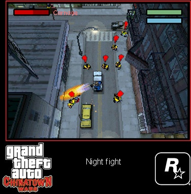 Grand Theft Auto: Chinatown Wars - 11348