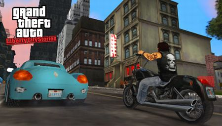 Grand Theft Auto: Liberty City Stories - 02600