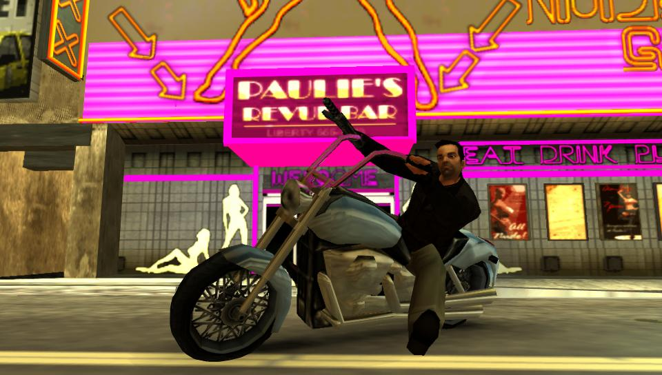 Grand Theft Auto: Liberty City Stories - 02565