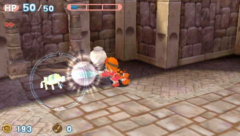 Gurumin: A Monstrous Adventure - 06334