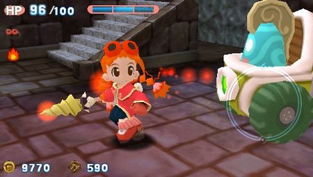 Gurumin: A Monstrous Adventure - 06335
