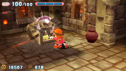 Gurumin: A Monstrous Adventure - 06337