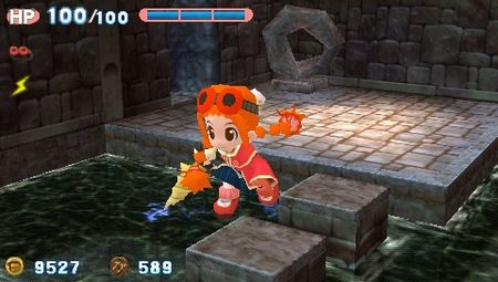 Gurumin: A Monstrous Adventure - 06340