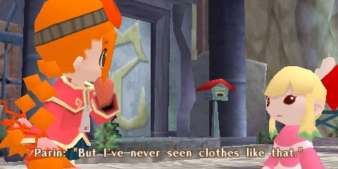 Gurumin: A Monstrous Adventure - 06343