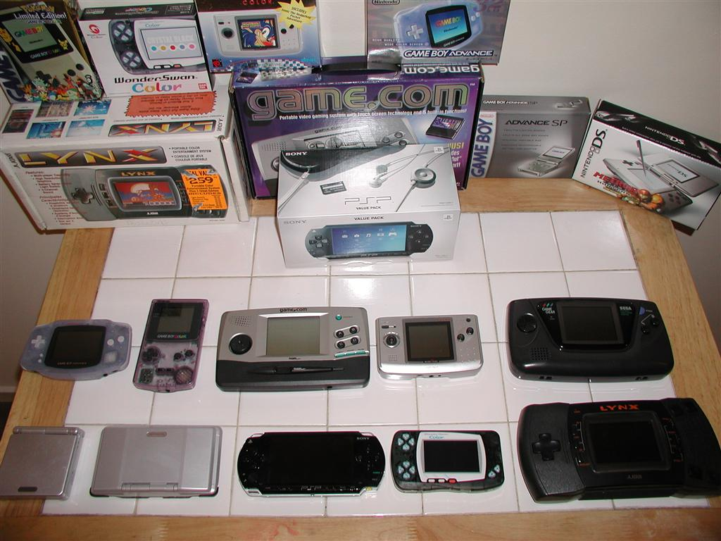 Photos: PSP and Other Handhelds - 01279