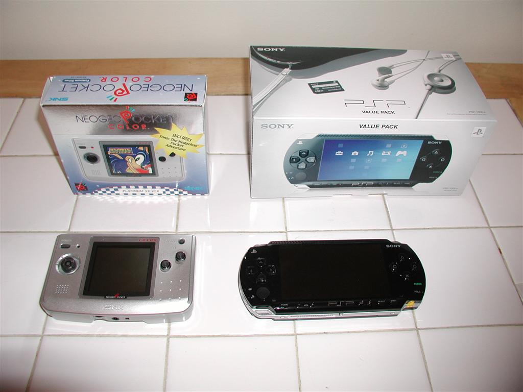 Photos: PSP and Other Handhelds - 01285