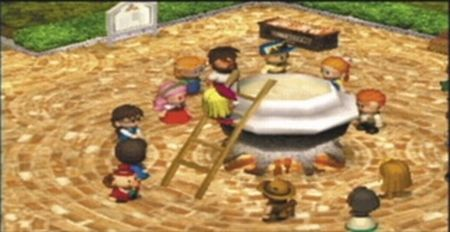 Harvest Moon: Boy & Girl - 08519