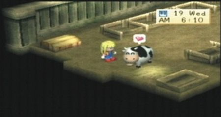 Harvest Moon: Boy & Girl - 08521