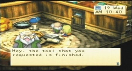 Harvest Moon: Boy & Girl - 08522