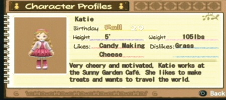 Harvest Moon: Hero of Leaf Valley - 11991