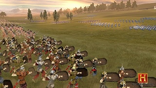 The History Channel: Great Battles of Rome - 10439