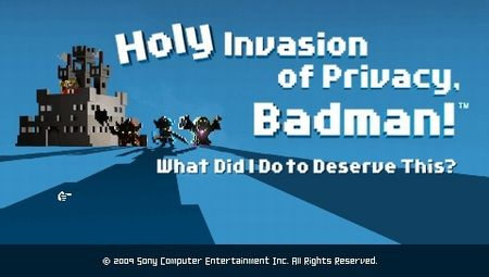 Holy Invasion of Privacy, Badman! - 11098