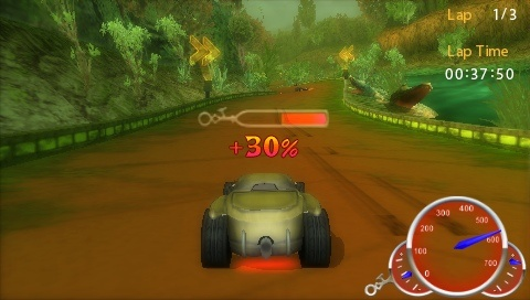 Hot Wheels: Ultimate Racing - 10567