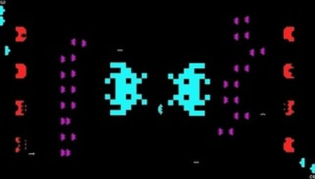 Space Invaders Evolution - 08024