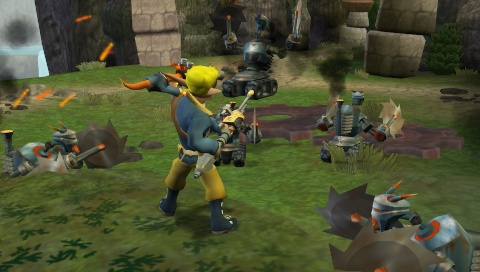 Jak and Daxter: The Lost Frontier - 11080