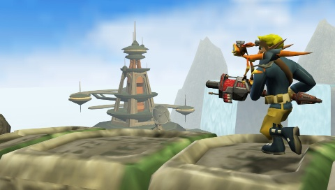 Jak and Daxter: The Lost Frontier - 11081
