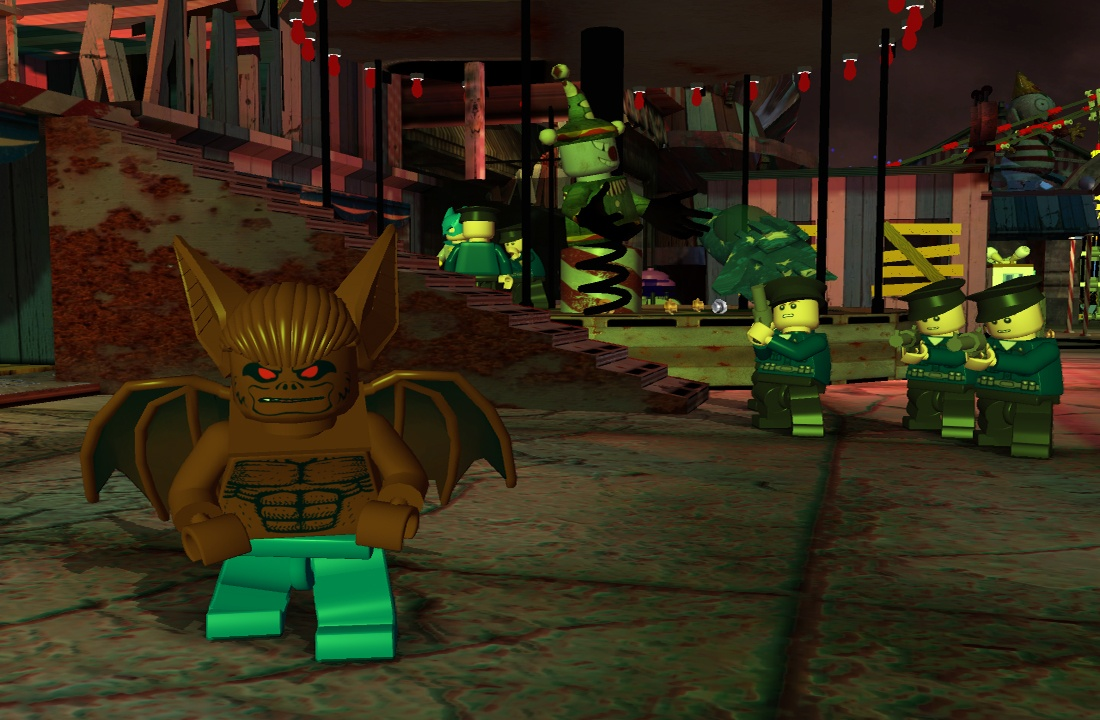 LEGO Batman: The Videogame - 10797