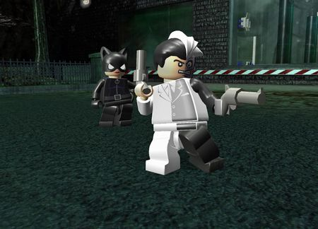 LEGO Batman: The Videogame - 10799
