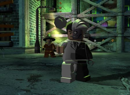 LEGO Batman: The Videogame - 10800
