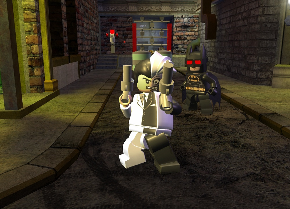 LEGO Batman: The Videogame - 10801
