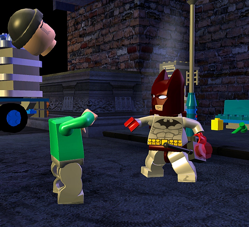 LEGO Batman: The Videogame - 10804