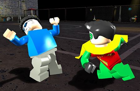 LEGO Batman: The Videogame - 10805