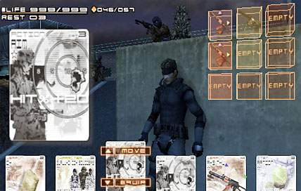 Metal Gear Acid - 01343