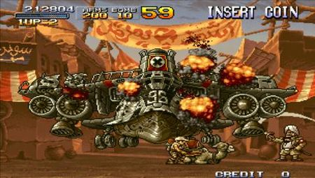 Metal Slug Anthology - 04381