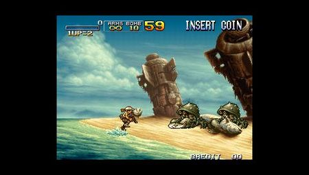 Metal Slug Anthology - 04382