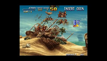 Metal Slug Anthology - 04383
